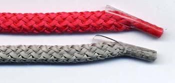 Как сделать наконечник на шнурки